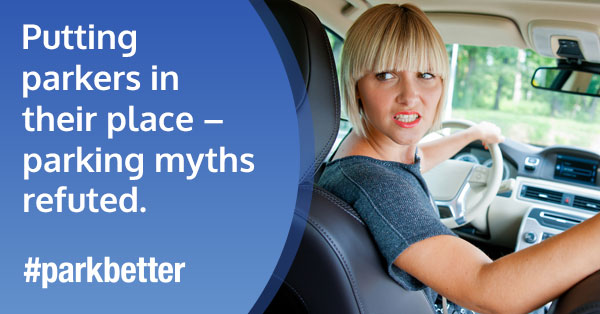 Parking Myths Refuted