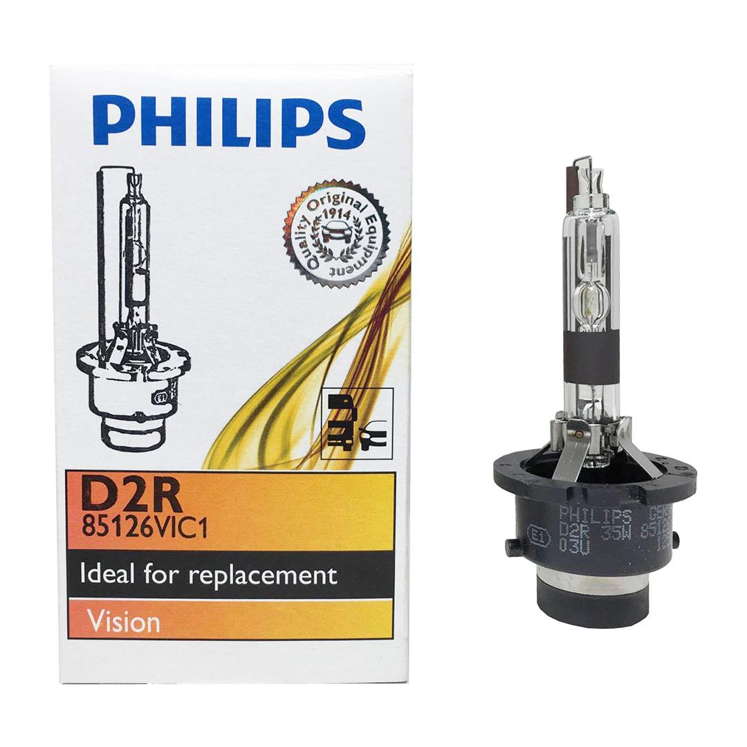 D2R Philips Vision 35W 4300K Xenon HID Bulb