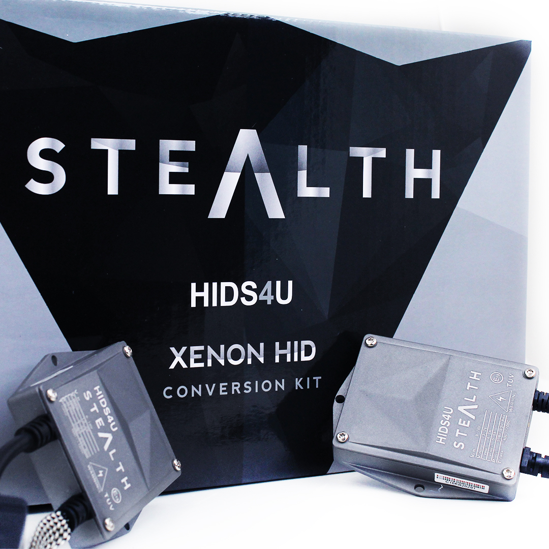 H1 HIDS4U Stealth 35W Xenon HID Conversion Kit