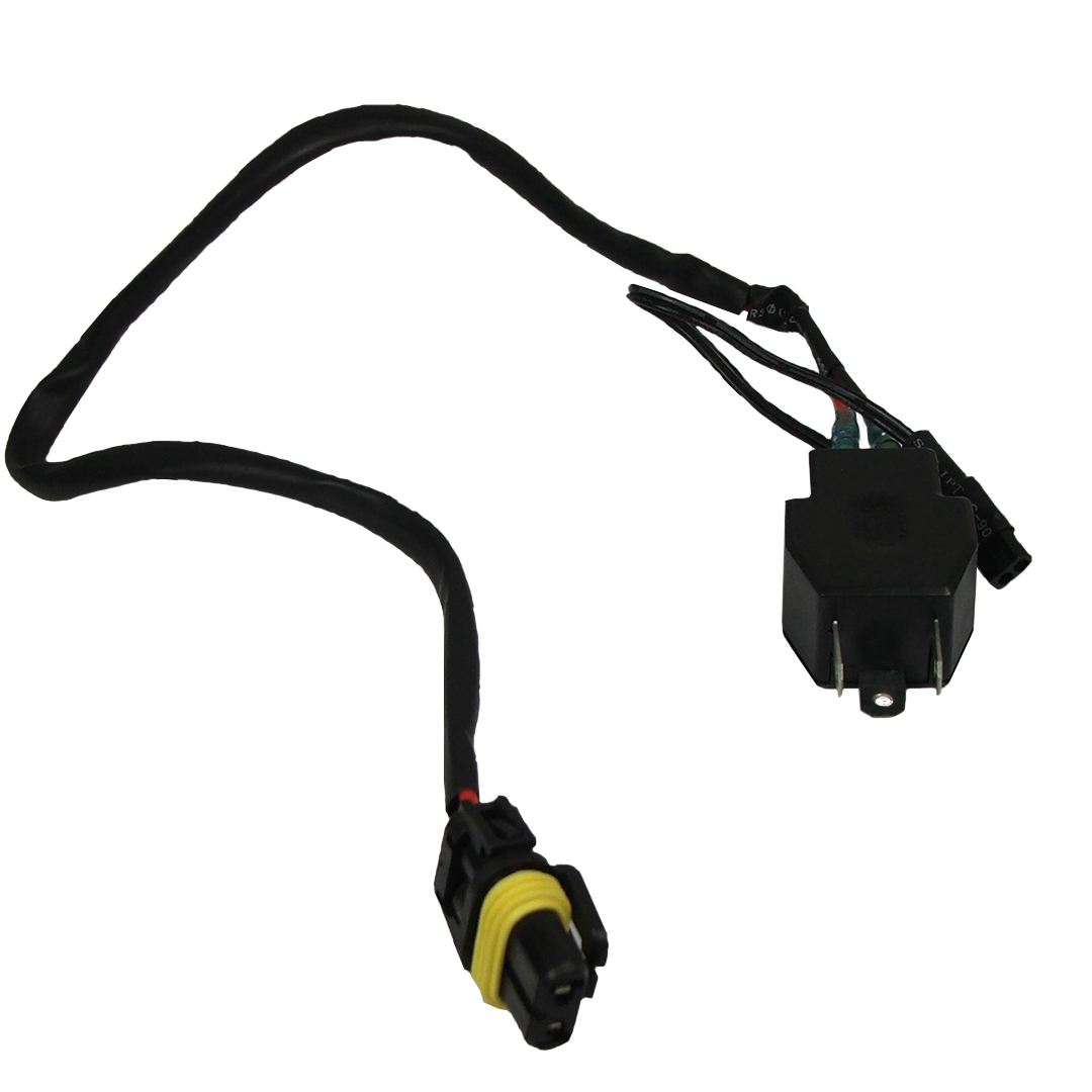A Selection Of Connectors Cables And Harnesses For Xenon Hid Headlight Wiring Relay Kit Auto Detect H4 Power Lead