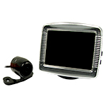 Wireless Reversing Camera Kit with 3.5 inch TFT LCD Monitor and Reversing Camera