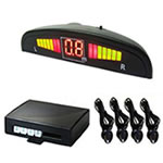 Parking Sensor Kit with LED Display